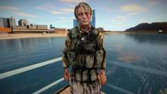 Cliff [Mads Mikkelsen] (from Death Stranding) для GTA San Andreas