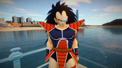 Raditz from Dragon Ball Z Budokai Tenkaichi 3 для GTA San Andreas