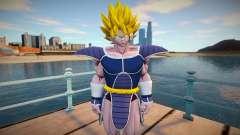 Turles SSJ from Dragon Ball Xenoverse 2 для GTA San Andreas