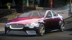 Jaguar XE GST S6 для GTA 4