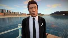 Mr Negative v1 для GTA San Andreas