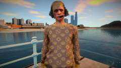 Dude 2 from DLC Lowriders 2015 GTA Online для GTA San Andreas