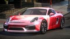 Porsche 718 Cayman GT4 S2 для GTA 4