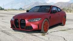 BMW M4 Competition (G82) 2020〡add-on для GTA 5
