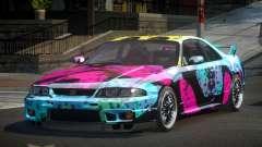 Nissan Skyline R33 US S1 для GTA 4