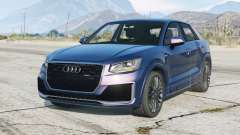 Audi Q2 TFSI S line 2018〡add-on для GTA 5