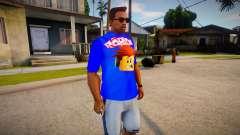 New T-Shirt - tshirtilovels для GTA San Andreas