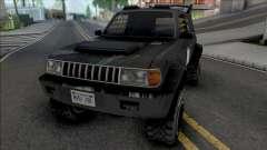 Karin Conqueror Sandslasher для GTA San Andreas
