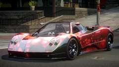 Pagani Zonda BS-S S1 для GTA 4