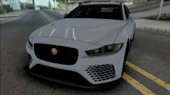 Jaguar XE SV [IVF ADB VehFuncs]