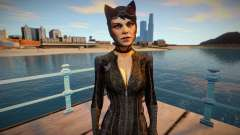 Catwoman [Batman: Arkham Knight] для GTA San Andreas