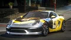Porsche 718 Cayman GT4 S5 для GTA 4