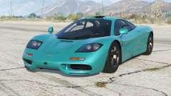McLaren F1 1993〡add-on v1.0 для GTA 5
