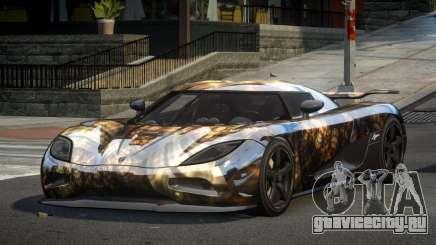 Koenigsegg Agera US S4 для GTA 4