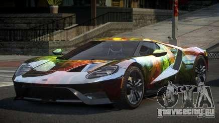 Ford GT GST S10 для GTA 4