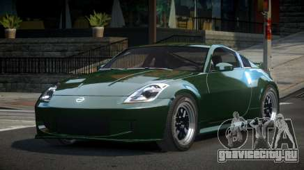 Nissan 350Z iSI для GTA 4
