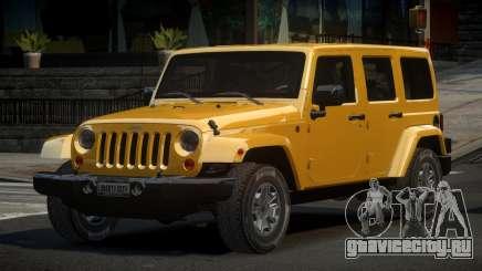 Jeep Wrangler PSI-U для GTA 4