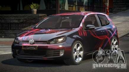 Volkswagen Golf GST S3 для GTA 4