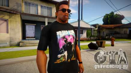 Travis Scott T-Shirt для GTA San Andreas