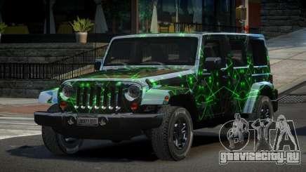 Jeep Wrangler PSI-U S2 для GTA 4