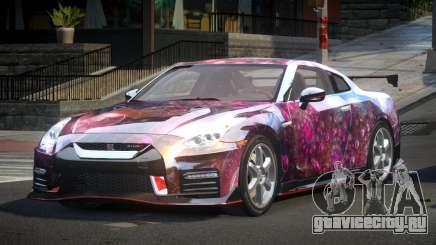 Nissan GT-R GS-S S7 для GTA 4