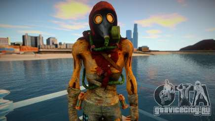 Scarecrow from Injustice 2 для GTA San Andreas