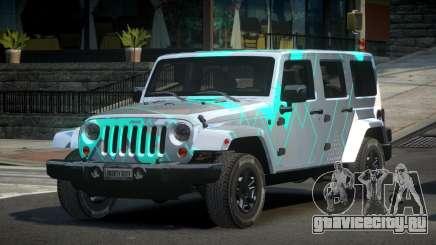 Jeep Wrangler PSI-U S3 для GTA 4