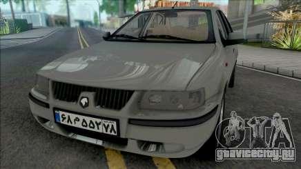 Ikco Samand SE для GTA San Andreas