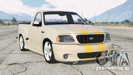 Ford SVT F-150 Lightning 1999〡add-on для GTA 5