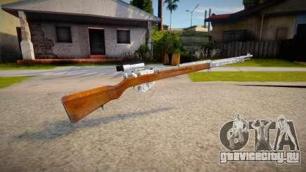 Type 38 для GTA San Andreas