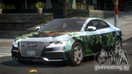 Audi RS5 BS-U S4 для GTA 4
