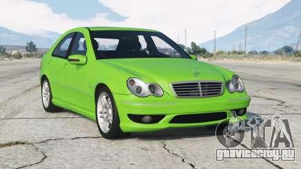 Mercedes-Benz C 32 AMG (W203) 2004〡add-on для GTA 5
