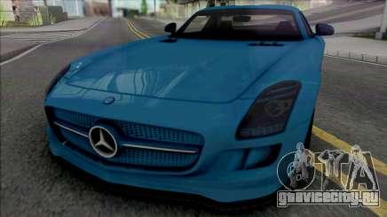 Mercedes-Benz SLS AMG Electric Drive 2013 для GTA San Andreas