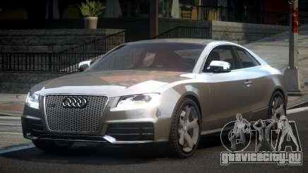 Audi RS5 BS-U для GTA 4