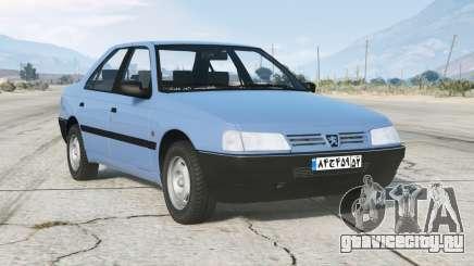 Peugeot Roa 2006〡add-on для GTA 5