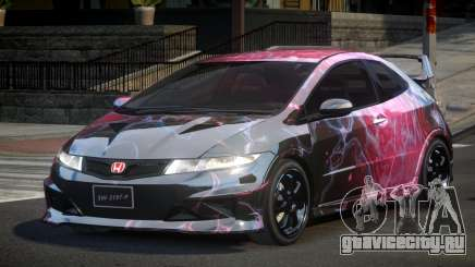 Honda Civic SP Type-R S8 для GTA 4