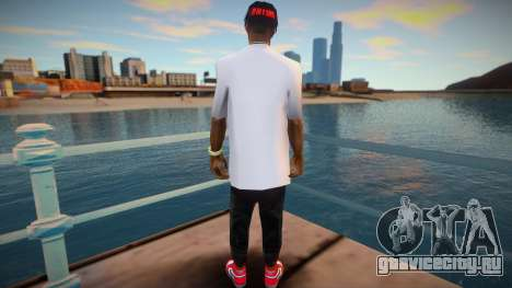 Fam2 - Supreme для GTA San Andreas