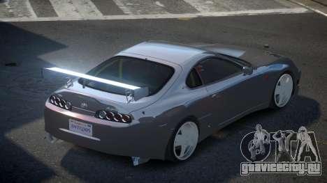 Toyota Supra M4 для GTA 4