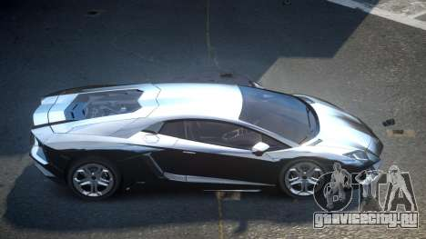 Lamborghini Aventador GST Drift для GTA 4