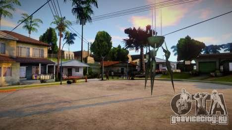 Grove Street Mapping для GTA San Andreas