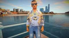 New Wuzimu by triplesix для GTA San Andreas