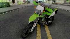 Kawasaki KLX 150BF для GTA San Andreas