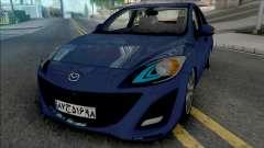 Mazda 3 Sedan 2011 для GTA San Andreas
