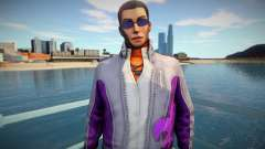 Johnny Gat - Saints Row IV для GTA San Andreas