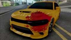 Dodge Charger SRT Hellcat 2015 Tuned