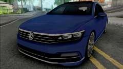 Volkswagen Passat B8 R-Line Sedan для GTA San Andreas
