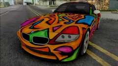 BMW Z4 M Coupe (BMW Design Challenge) для GTA San Andreas