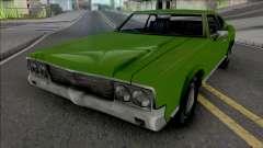 El Sabre Verde