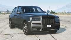 Rolls-Royce Cullinan Black Badge 2020 для GTA 5