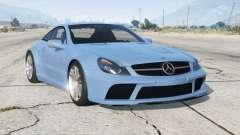 Mercedes-Benz SL 65 AMG Black Series (R230) 2008〡add-on v2.0 для GTA 5